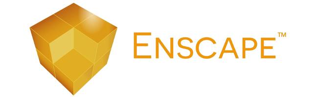 Logo partenaire Enscape