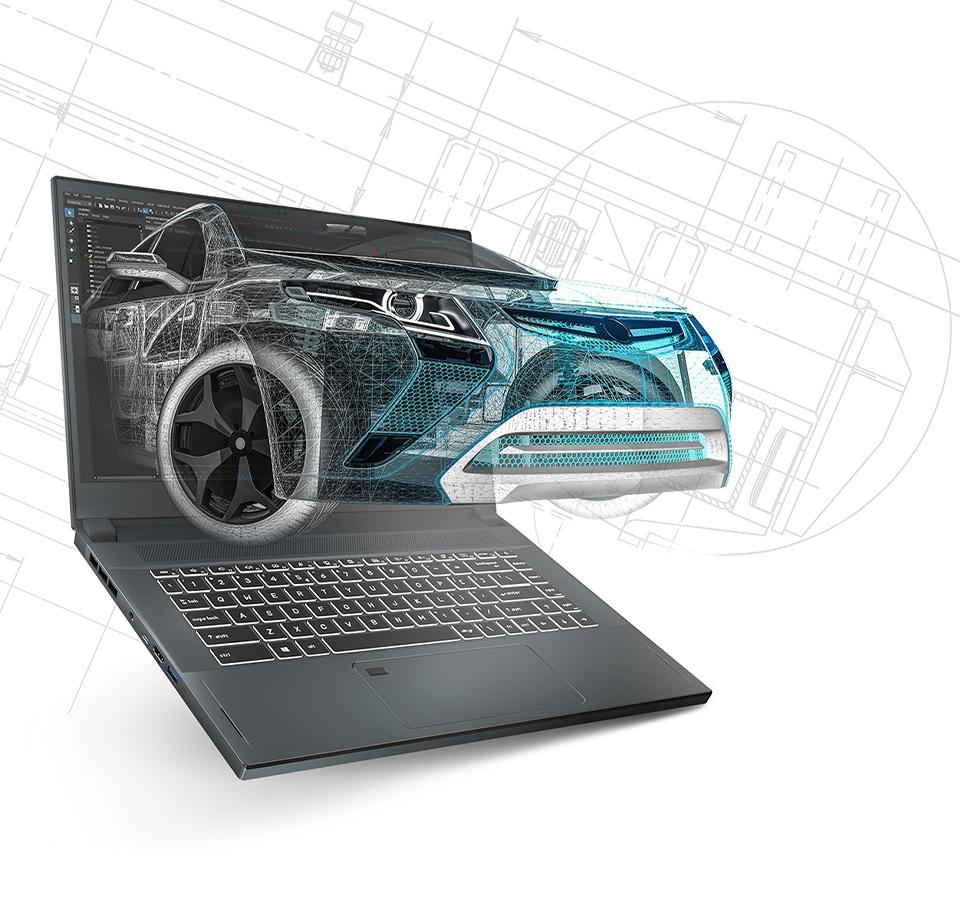 W66 intel core i9