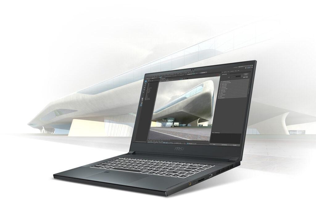 WS66 GPU