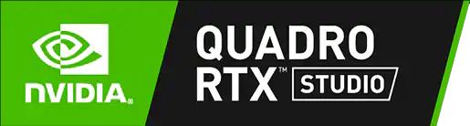 Nvidia quadro RTX studio