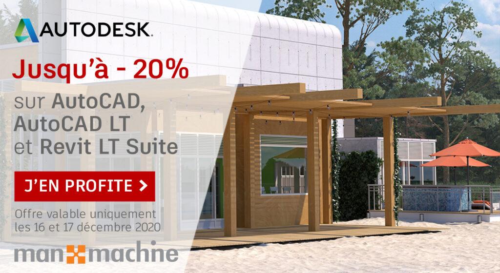 Promo flash Autodesk