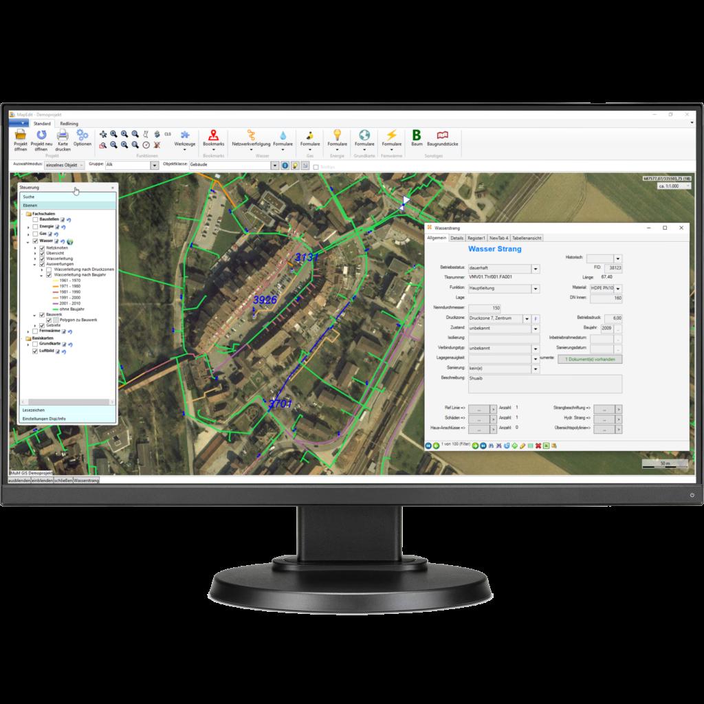 Mapedit desktop