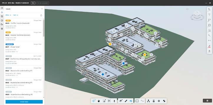 modele architectural 3d