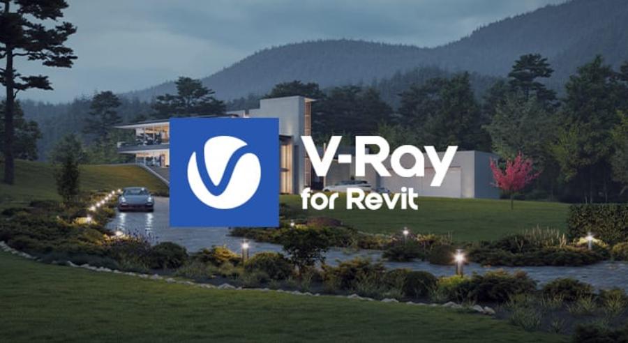 V-Ray pour revit