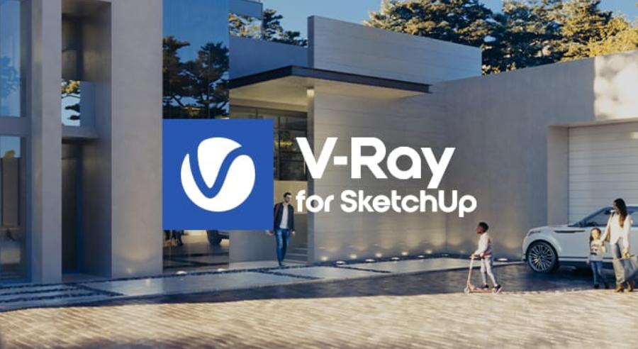 V-Ray pour sketchup