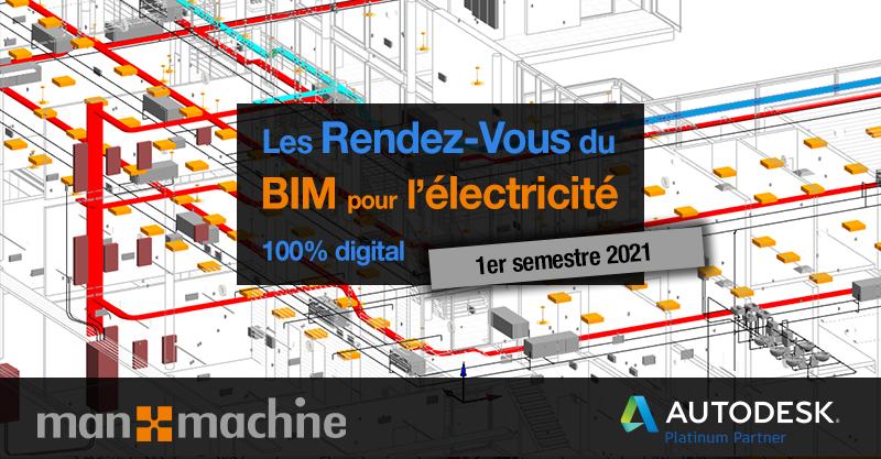 RDV bim electricité visuel